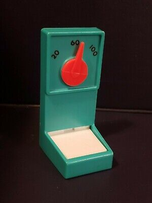 Vintage Fisher Price Little People Doctor Hospital Scales 931