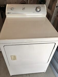 Newer maytag Dryer -7 cubic feet inside