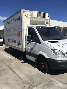 2008 Mercedes Benz sprinter refrigerated Williamstown Hobsons Bay Area Preview