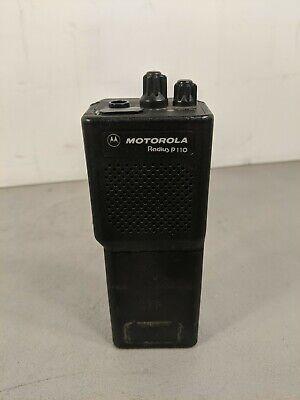 Motorola Radius P110 P43qlc20d2aa Radio