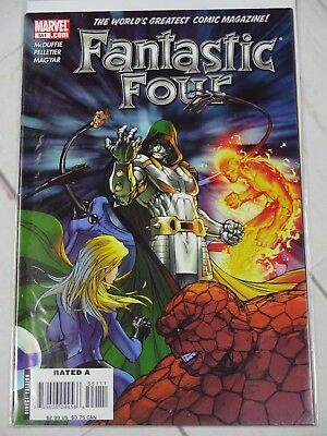 Fantastic Four (1998 3rd Series) #551 Bagged and Boarded - C2294