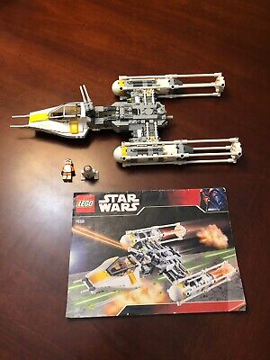 LEGO Star Wars Y-Wing Fighter (7658)