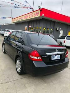 Nissan Tiida 2008 AUTO ••• RWC & 4 MONTH REGO ••• 4 cylinder 1.8  •• Dandenong Greater Dandenong Preview