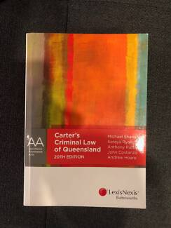 Carters Criminal Law