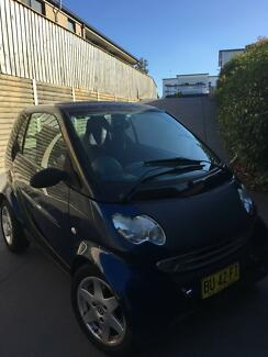 2006 SMART FOR TWO COUPE