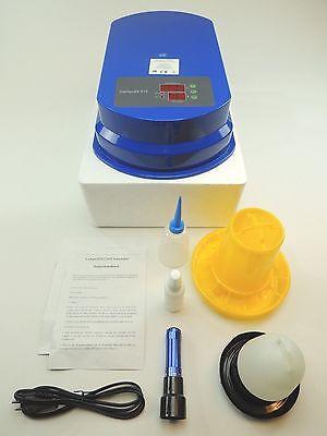 Campo24 S12 Inkubator/Incubator/Incubatrice/Brutmaschine/Brutapparat/Motorbrüter