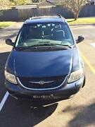 2003 Chrysler Grand Voyager Limited Wagon Willoughby Willoughby Area Preview