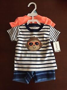 Carters boys size 6 months