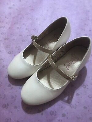 jellypop kids shoes Sz 10 T Sparkly Dressy Mary Janes - Sparkly Kids Shoes