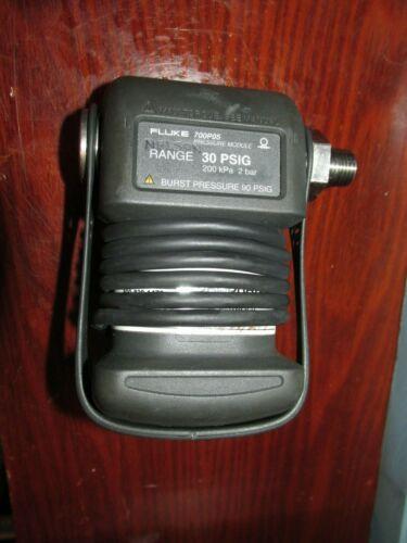Fluke 700P05 Gauge Pressure Module 30 PSIG for Pressure Calibration Service