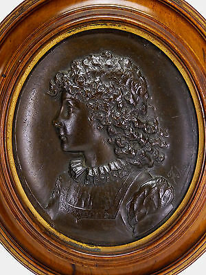 Augusto FELICI(1851-)Bronze cf Alba Coralli Museo Storico di Bergamo Lombardia