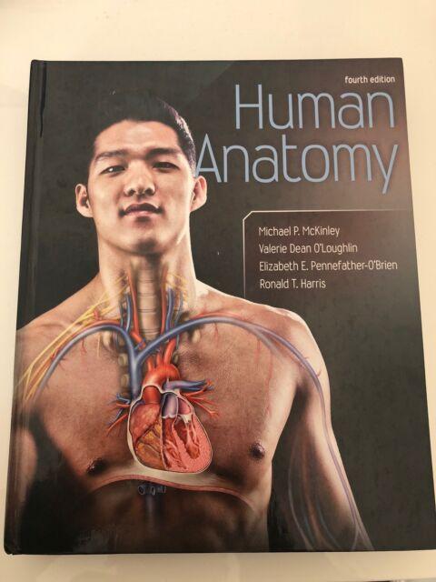 Human Anatomy 4th Edition Michael P Mckinley Textbooks