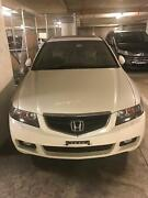 2005 honda accord euro white Burwood Burwood Area Preview