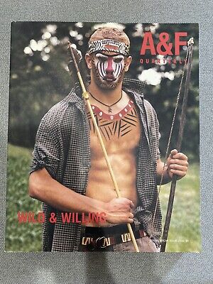 Abercrombie & Fitch Quarterly Wild & Willing Spring Break Issue 2000