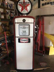 Texaco Gas Pump