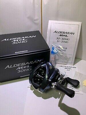Left handle From Japan Shimano 18 Aldebaran MGL 31