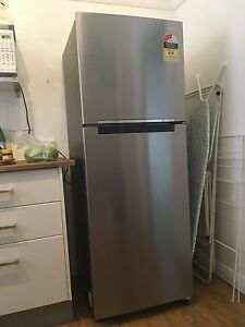 Samsung 318LT Twin Cooling Fridge/Freezer - Stainless Steal Marrickville Marrickville Area Preview
