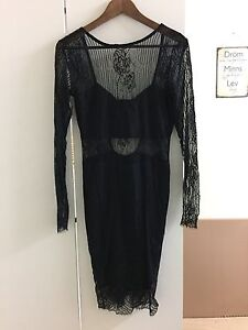 Black lace & party dress Thornlands Redland Area Preview