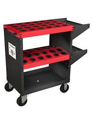Huot 13940 Cnc Tool Cart Transport Toolscoot 40 Taper Cat40 Cv40 Nmtb40