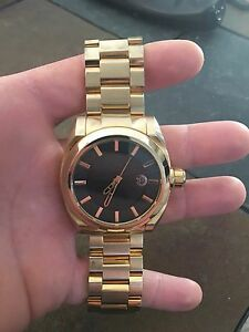 Men's Gold LRG Watch