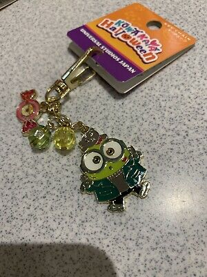 Japan Universal Studio Halloween (Universal Studios Japan Kowa Kawa Halloween Minion Keychain Charm)