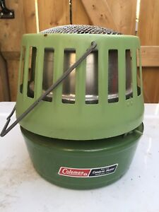 Vintage Coleman Catalytic 513B Camp Outdoor Heater