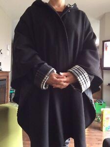 Manteau-cape