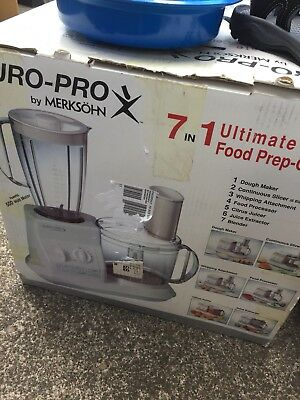 New Europro 7 In 1 Food Prodessor