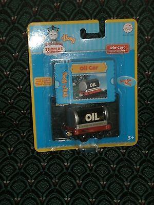 Thomas the Train *Take Along * OIL CAR* Diecast * NIB
