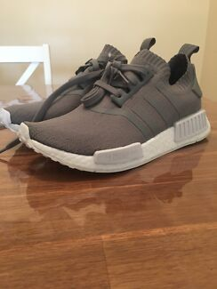 Adidas Originals NMD R1 Sneakers in Grey