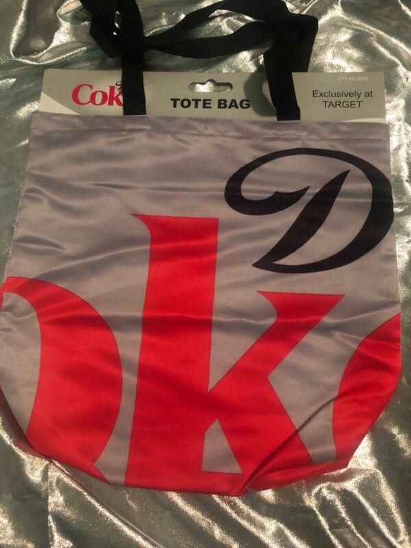 Diet Coke Tote Bag 271 - 10 - 2040 NWT