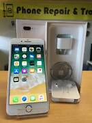 AS NEW IPHONE 8 PLUS 256GB ROSE GOLD WITH APPLE WARRANTY Oxley Brisbane South West Preview