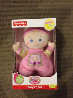Baby plush doll  Hocking Wanneroo Area Preview