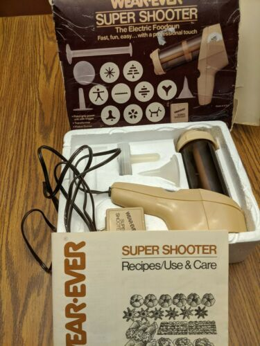 Wearever super shooter model 70123