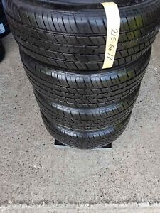4x 215/60R17 Tyres Virginia Brisbane North East Preview