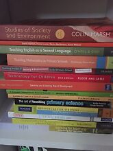 Bachelor of education primary text books Stirling Stirling Area Preview