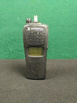 Motorola Xts 2500 Model 1.5 Uhf 764-870 Mhz Two-way Radio H46ucd9pw5bn Read