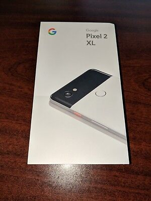 Brand New Google Pixel 2 XL 128GB Pasty (Unlocked) Smartphone Free Shipping