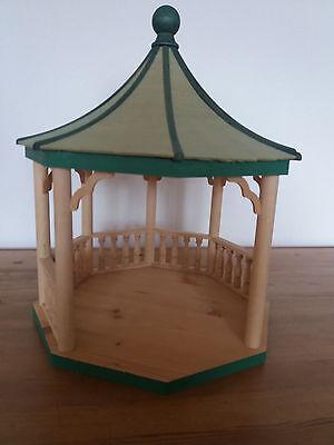 Bodo Hennig Puppenmöbel - PAVILLON, Art. 0190, neuwertig, ohne OVP