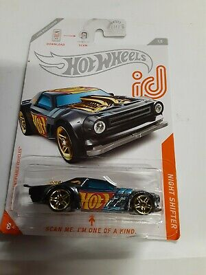 2020 Hot Wheels ~ i.d. ~ Night Shifter Chase NIP