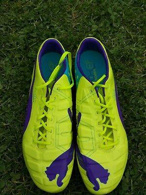 Puma Evopower 1 Football Boots Size UK 11