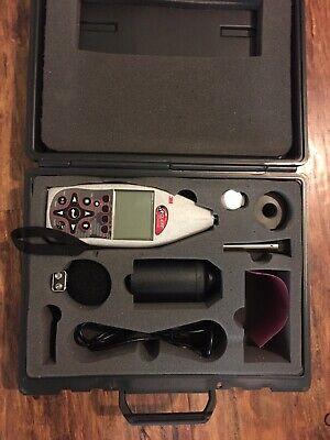 Quest Technologies 3m Soundpro Se-dl Series Sound Level Meter
