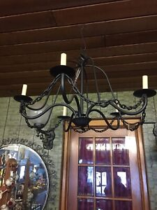Hand made light chandeliers