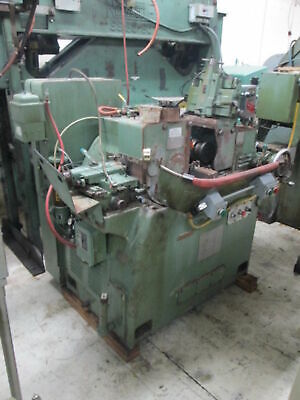 Cincinnati Model 107-4 0-1-12 Grinding Diameter 440v 3ph Centerless Grinder