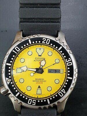 Citizen Automatic Diver's Gents Watch