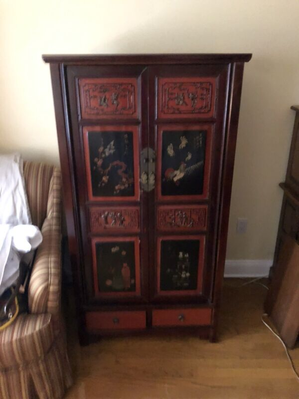 cabinet antique