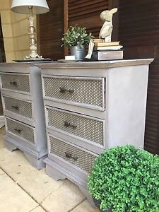 Side tables/ Cabinets/ Bedside tables/ Drawers Butler Wanneroo Area Preview