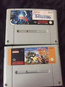 Rare !!! Super Nintendo games.. Albany Creek Brisbane North East Preview
