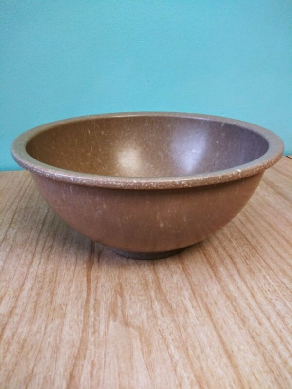 Vintage Texas Ware Mixing Bowl #118 Confetti Splatter Melamine