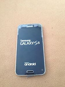 SAMSUNG GALAXY S5 (FOR PARTS ONLY)
